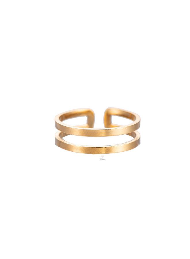 ALEXIA RING - GOLD
