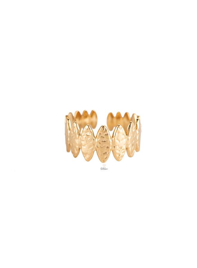 GIULIANA RING - GOLD