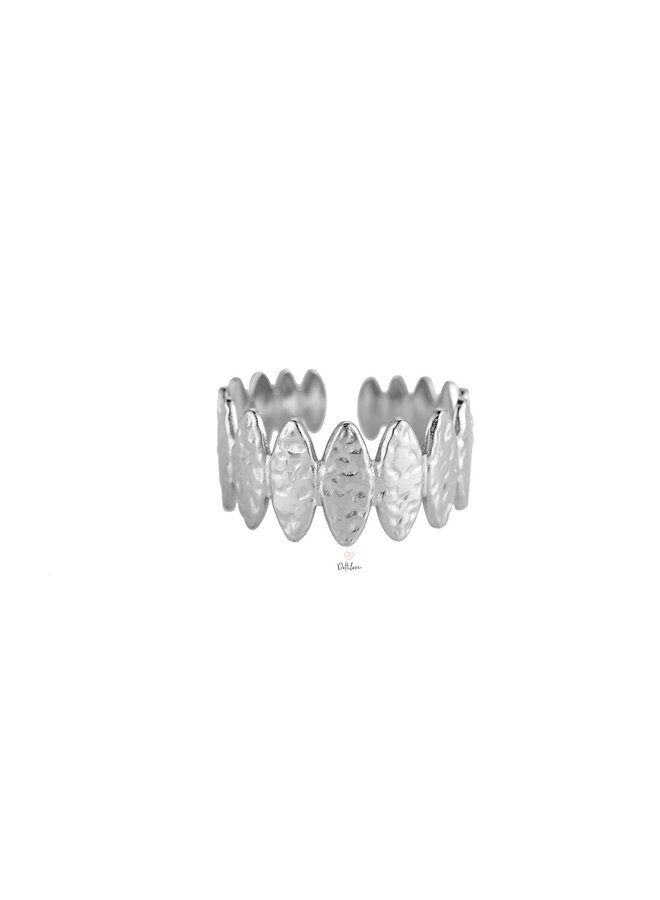 GIULIANA RING - SILVER