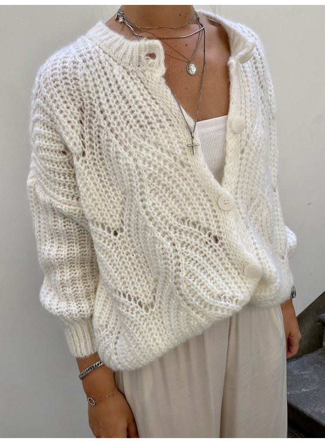 LE TREND - BLAIR PULL IVORY