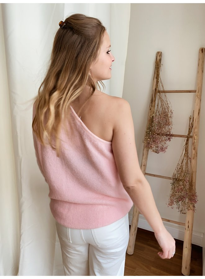 LE TREND - AXELLE JUMPER BABY PINK