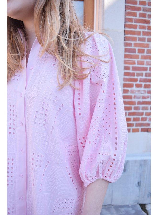 YASSADO DRESS - PINK