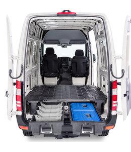 Decked Dubbel Ladesysteem Ford Transit (2014-nu) L2