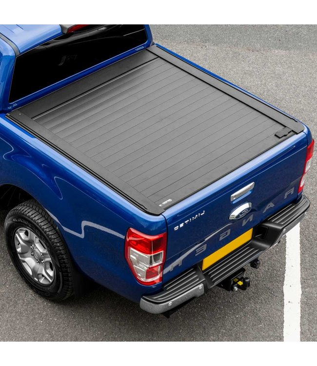 Truckman Ford Ranger MK5,6,7 Double Cab (2012-nu) Retrax Tonneau Roller Cover