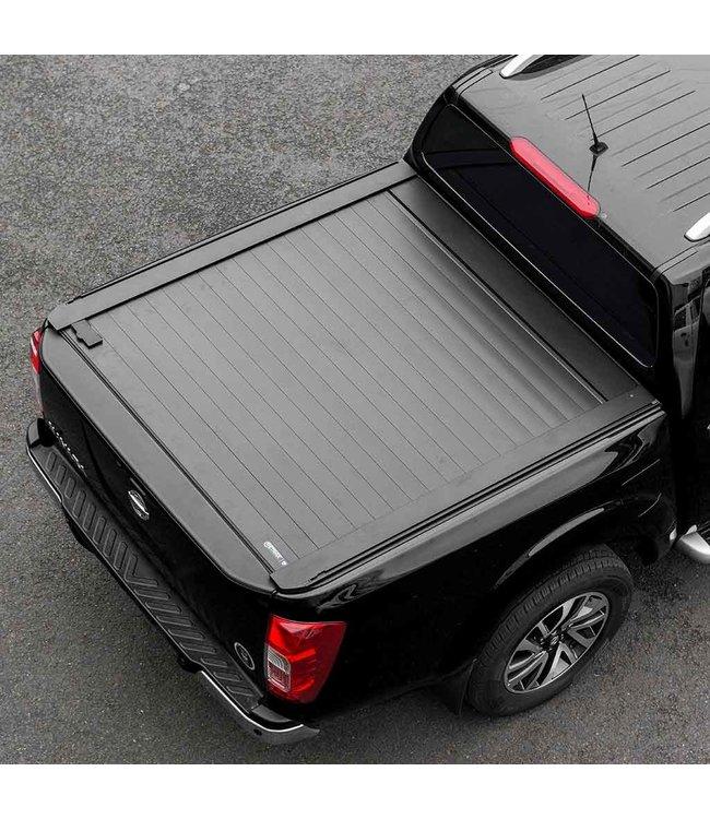 Truckman Nissan Navara D23/NP300  Double Cab (2016-nu) Retrax Tonneau Roller Cover