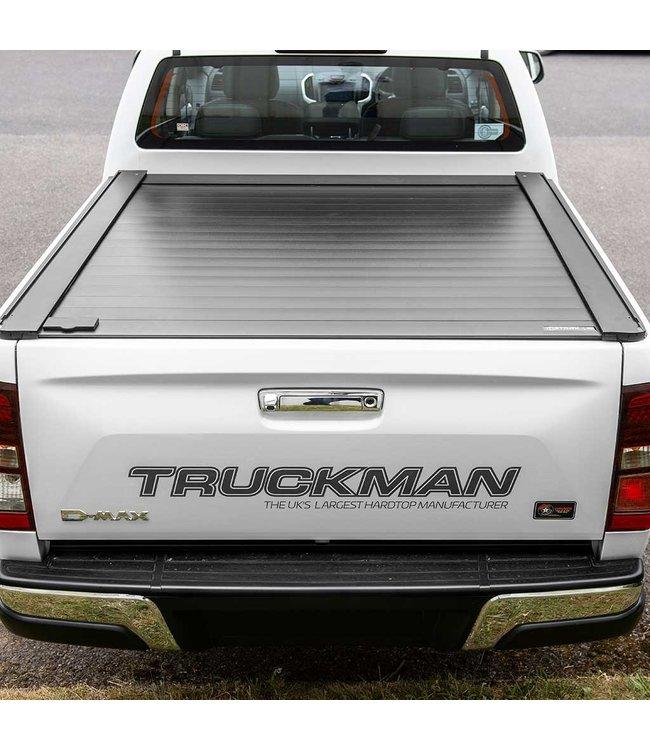 Truckman Isuzu D-MAX Double Cab (2012-nu) Retrax Tonneau Roller Cover