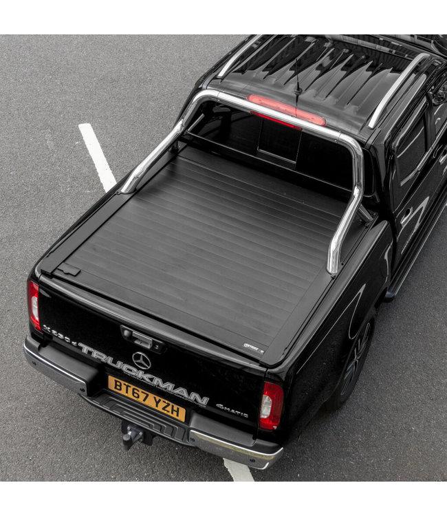 Truckman Mercedes-Benz X-Klasse Double Cab (2016-2020) Retrax Tonneau Roller Cover met RVS Rollbar
