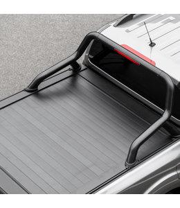 Truckman Volkswagen Amarok (2010-nu) Retrax Tonneau Roller Cover m/ Zwarte Roll-Bar