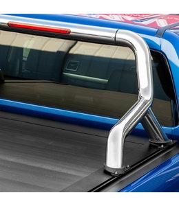 Truckman Volkswagen Amarok (2010-nu) Retrax Tonneau Roller Cover m/ RVS Roll-Bar