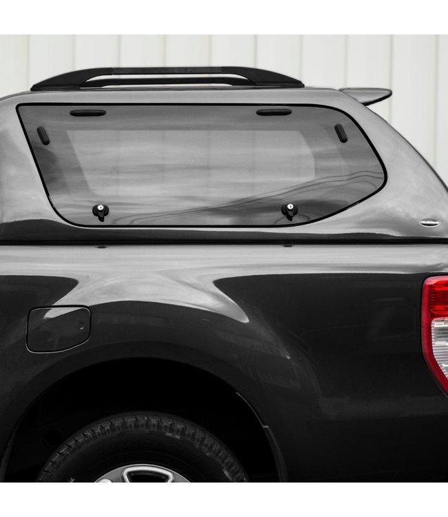 Truckman Ford Ranger MK5,6,7 Double Cab (2012-nu) S-SERIES Zijruiten