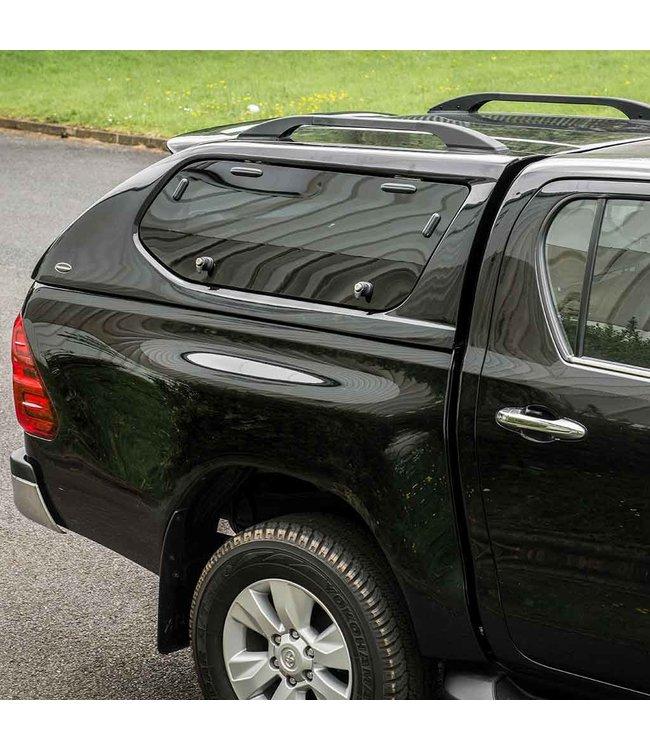 Truckman Toyota Hilux MK8 Double Cab (2016-nu) S-SERIES Zijruiten