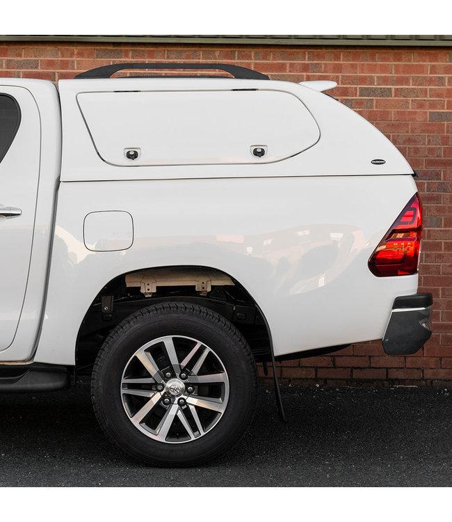 Truckman Toyota Hilux MK8 Double Cab (2016-nu) S-SERIES Vaste Zijnpanelen