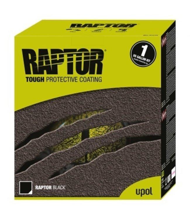Raptor Liner 4 Liter Zwart