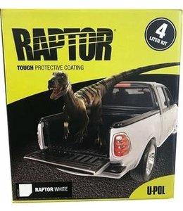 Raptor Liner 4 Liter Wit