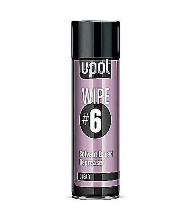 Raptor Liner WIPE #6 Solvent-Basis Ontvetter 400 ml
