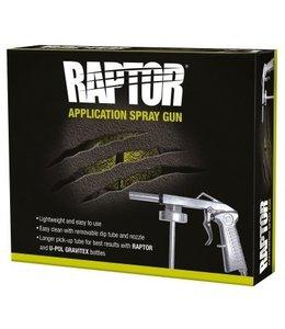 Raptor Liner Spuitpistool voor Gravitex/Raptor Liner