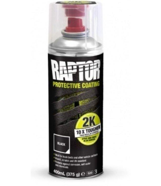 Raptor Liner 2K Raptor Spuitbus 400 ml