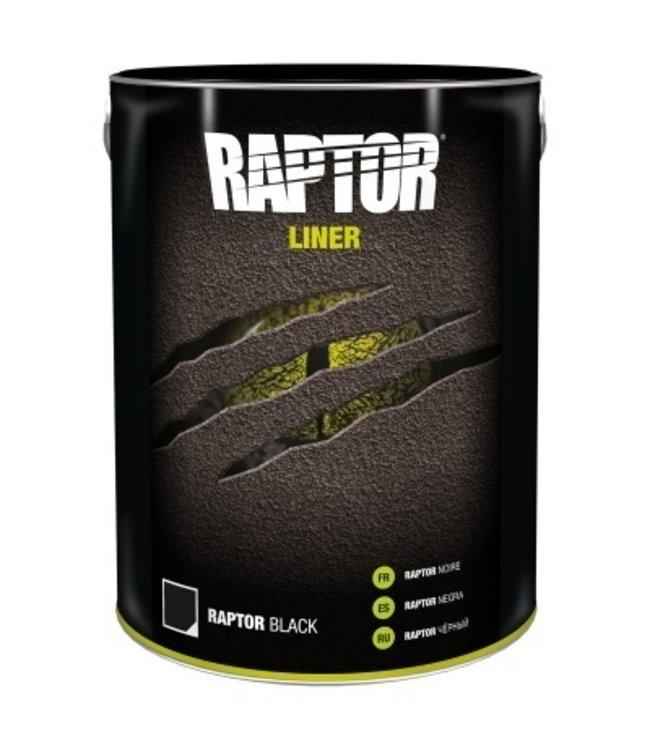 Raptor Liner 5 Liter Zwart (bulk)