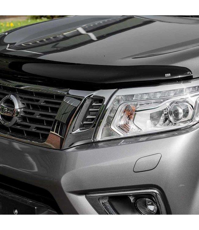 Bonnet Guard Nissan Navara D23 (2016-nu) Dark Smoke