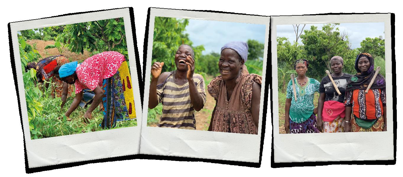 Woman empowerment - Cocoa Horizons