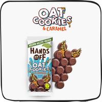 Oat Cookies 70% Dark Chocolate (12 pcs)