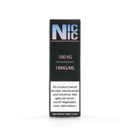 NicNic 100%VG Booster