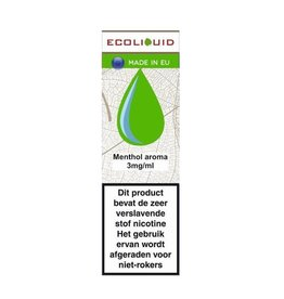 Ecoliquid - Menthol