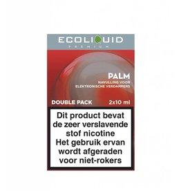 Ecoliquid Premium - Palm 2x10ml