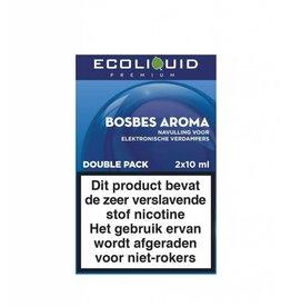 Ecoliquid Premium - Bosbes 2x10ml