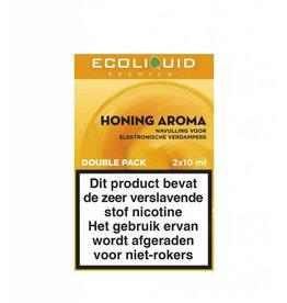 Ecoliquid Premium - Honing 2x10ml