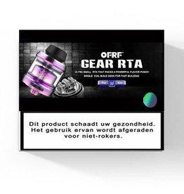 OFRF Gear RTA tank 2ml