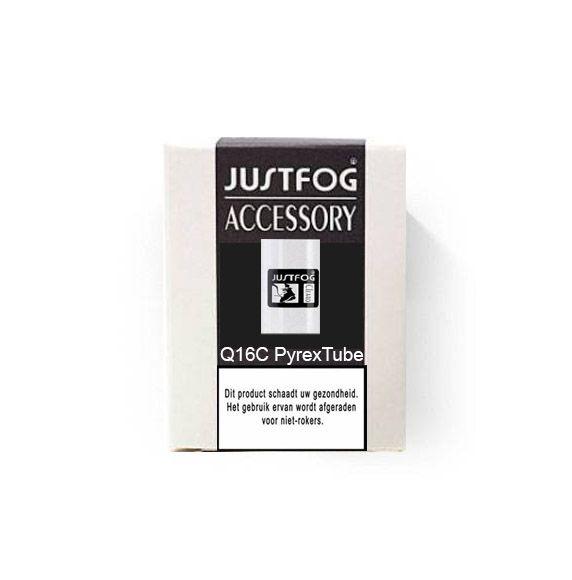 Justfog Q16C Glas - 1Pc