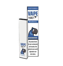 Parrot Vape Disposable  - Blueberry - 380Puff