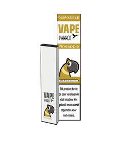 Parrot Vape Disposable -  Pineapple - 380Puff