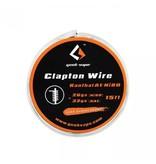 GeekVape Clapton Kanthal KA1/Ni80 Wire - 15ft