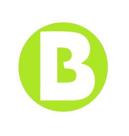 Bazooka Sour Straws - Green Apple 50ml