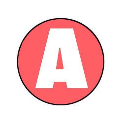 Anarchist - Blau