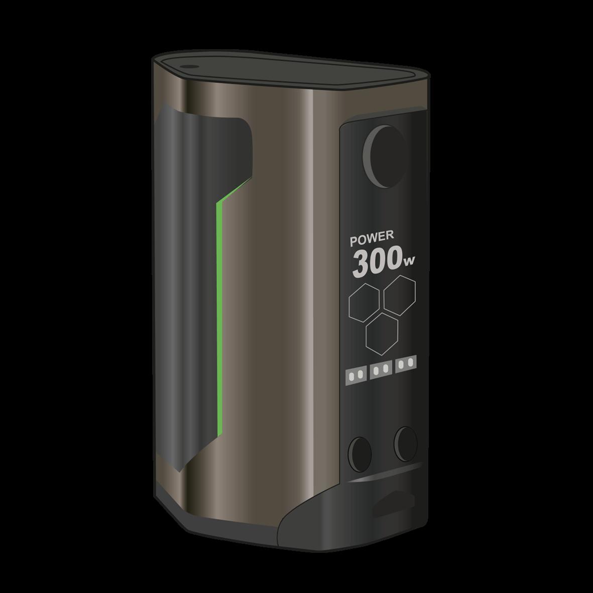 Mod 3 batterij