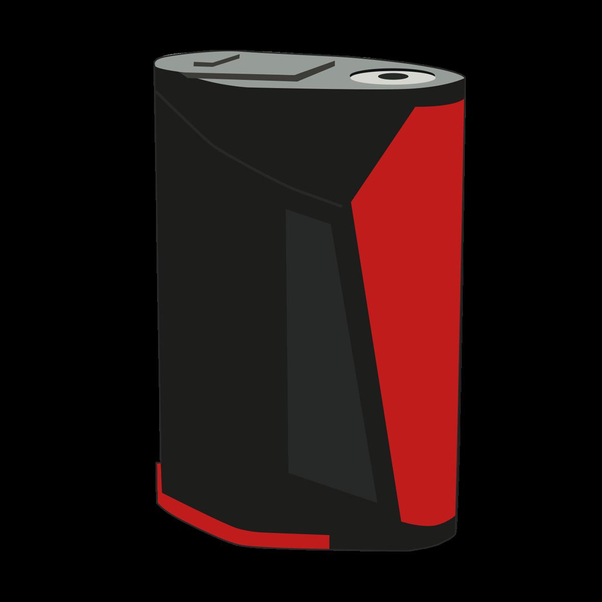 Mod 4 batterij