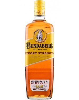 Bundaberg Export Strength