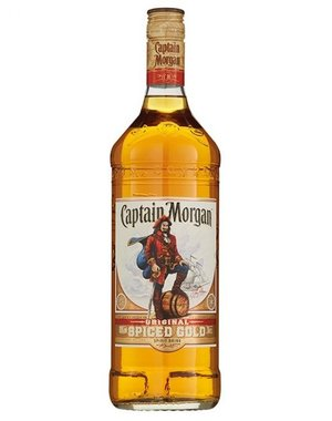 Captain Morgan Spiced Gold 100cl
