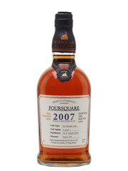 Foursquare Cask Strength 2007