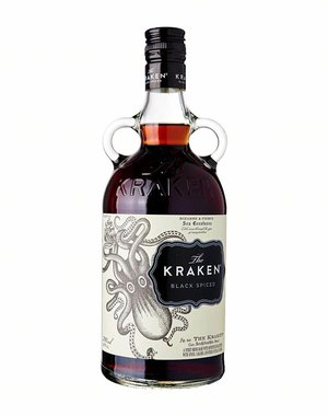 Kraken Spiced Black Rum 70cl