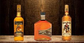Gouden Rum