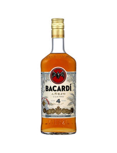 Bacardi Anejo Cuatro 1L