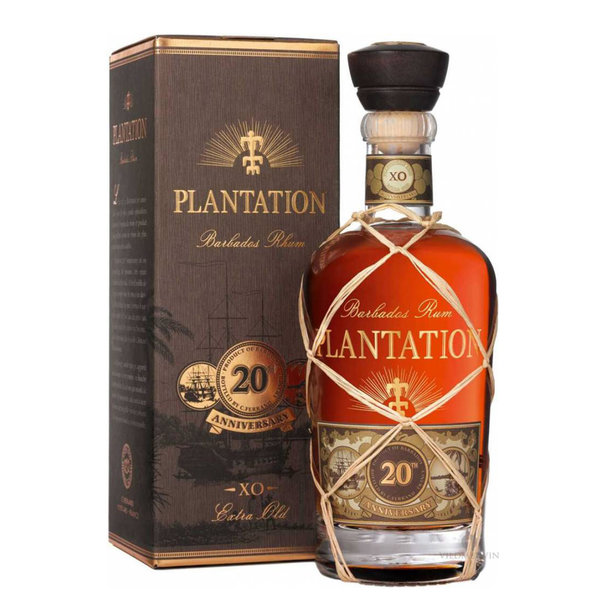 Plantation XO 20th Anniversary giftbox