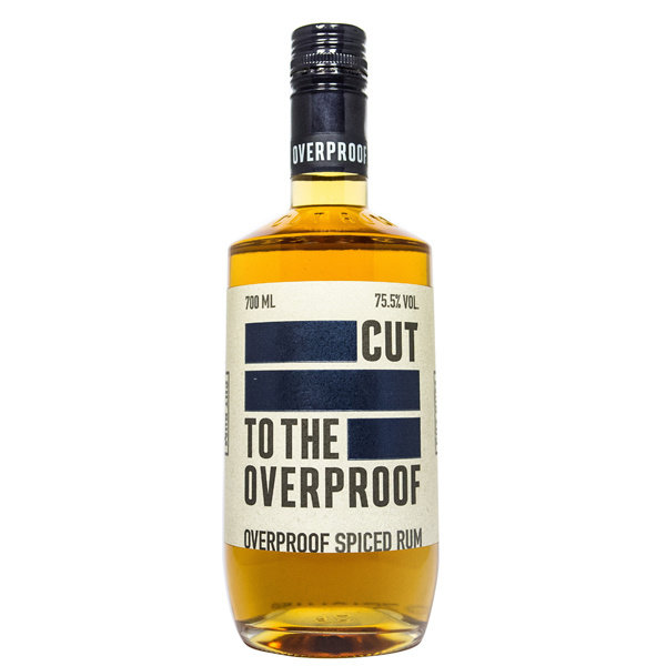 Cut Rum Overproof