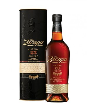 Ron Zacapa 23 Solera 70cl giftbox