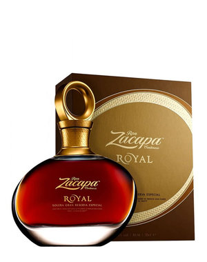 Ron Zacapa Royal giftbox