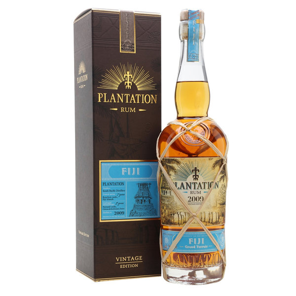 Plantation Fiji 2009 giftbox